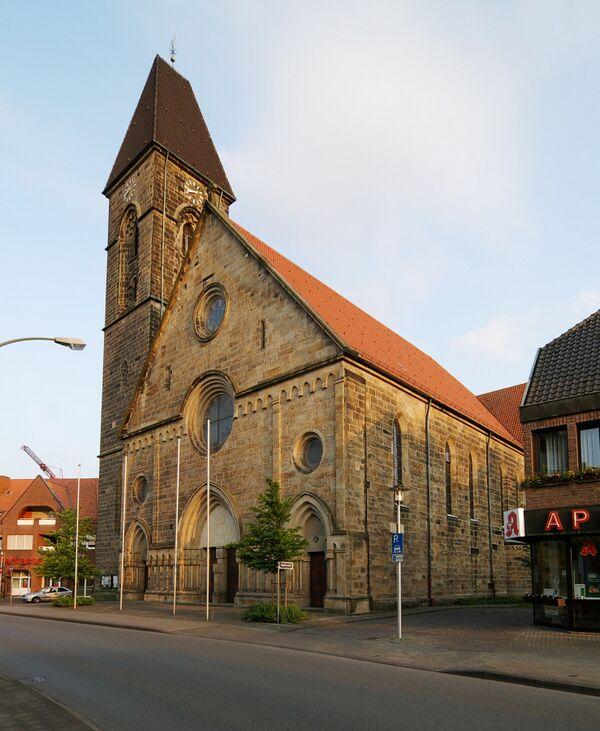 St. Stephanus (Bockum-Hövel) - HammWiki